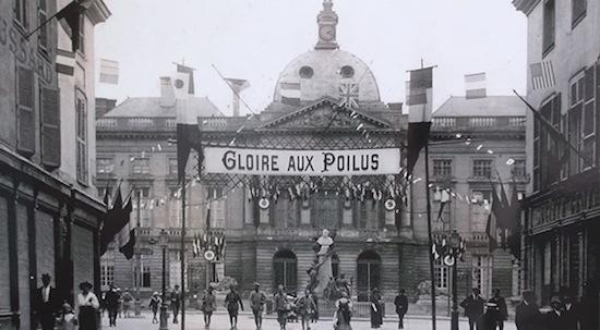 La Grande Guerre à Châlons-en-Champagne